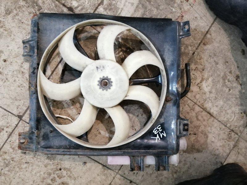 Диффузор вентилятора Geely Mk 5A-FE 2009 (б/у)
