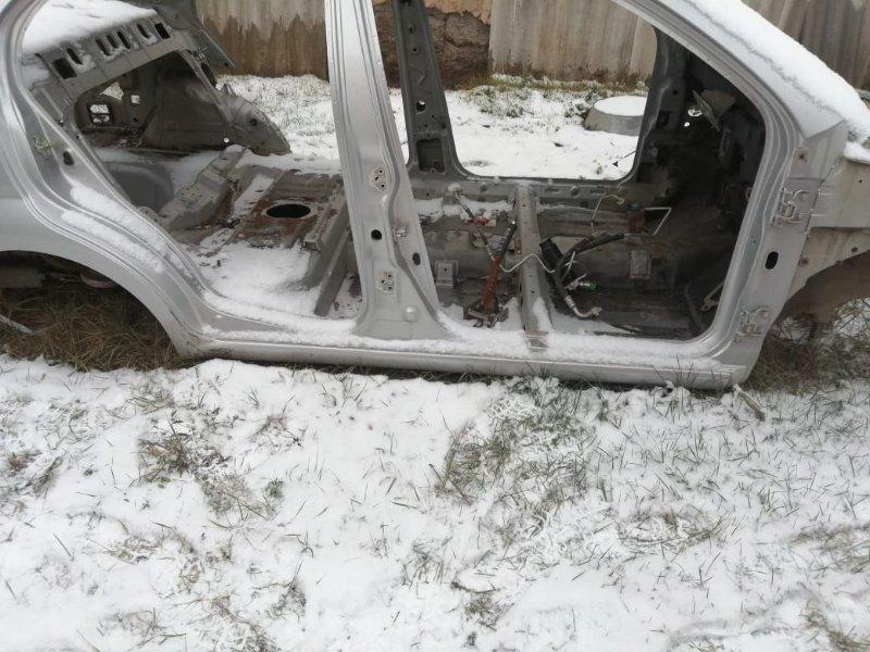 Порог Chevrolet Aveo T250 B12D1 2008 правый (б/у)