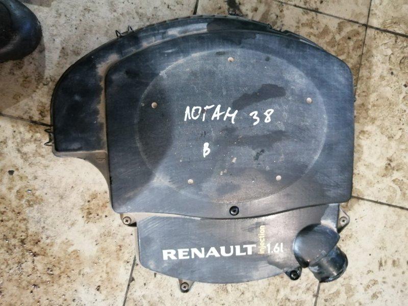 Корпус воздушного фильтра Renault Logan LS0G K7MF710 2011 (б/у)