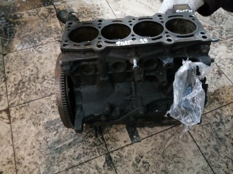 Блок двигателя Fiat Albea 2009 (б/у)