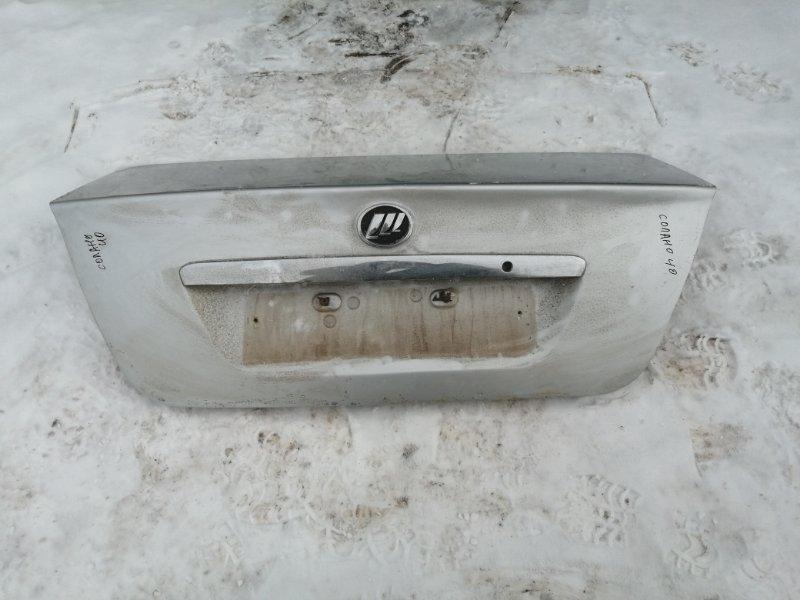 Крышка багажника Lifan Solano 620 LF481Q3 2010 (б/у)