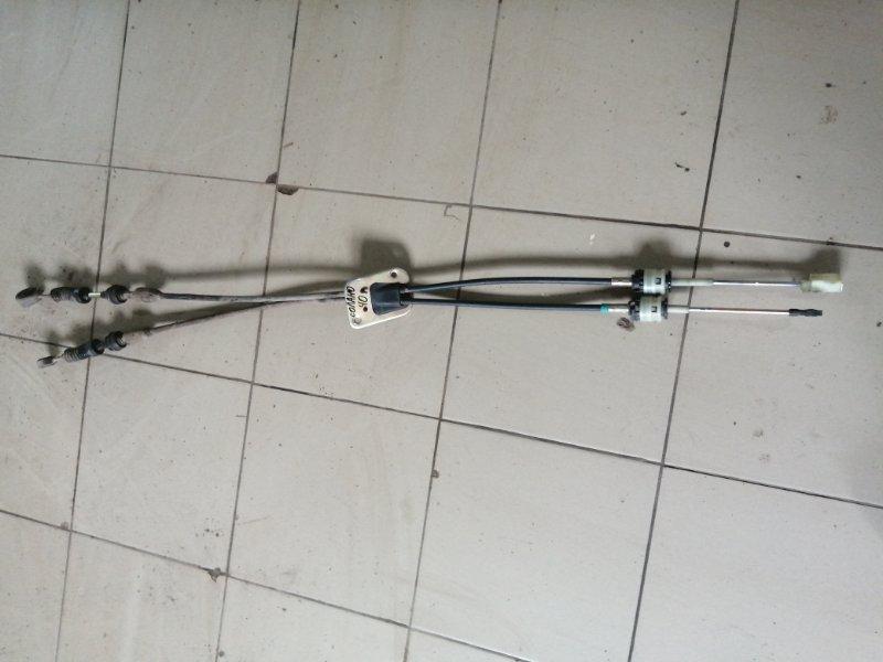 Трос кпп Lifan Solano 620 LF481Q3 2010 (б/у)