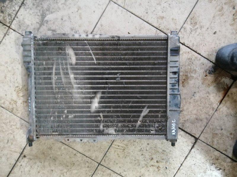 Радиатор двс Chevrolet Lanos T100 A15SMS 2010 (б/у)