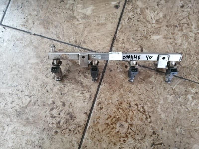 Топливная рампа Lifan Solano 620 LF481Q3 2010 (б/у)