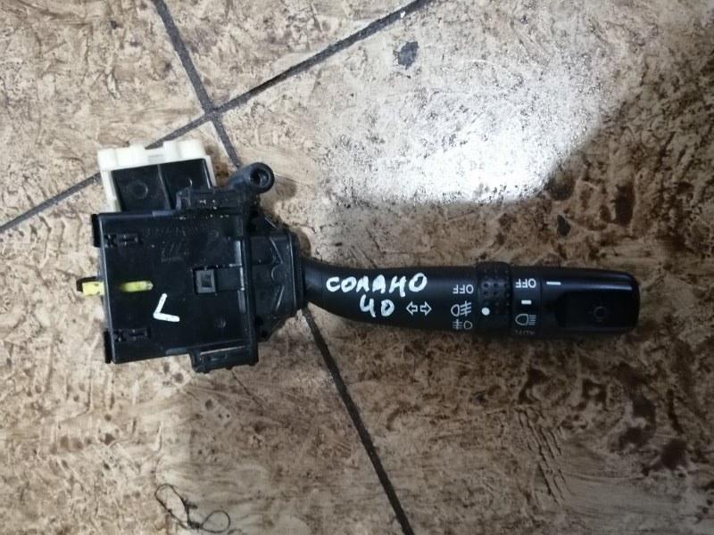 Переключатель поворотов Lifan Solano 620 LF481Q3 2010 левый (б/у)