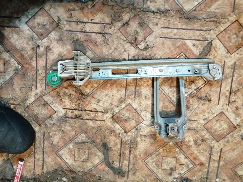 Стеклоподъемник Ford Focus 1 DFW EYDC 2004 задний левый (б/у)
