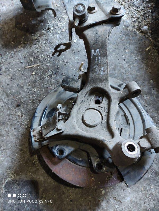 Кулак поворотный Chery M11 SQR481F 2013 задний левый (б/у)