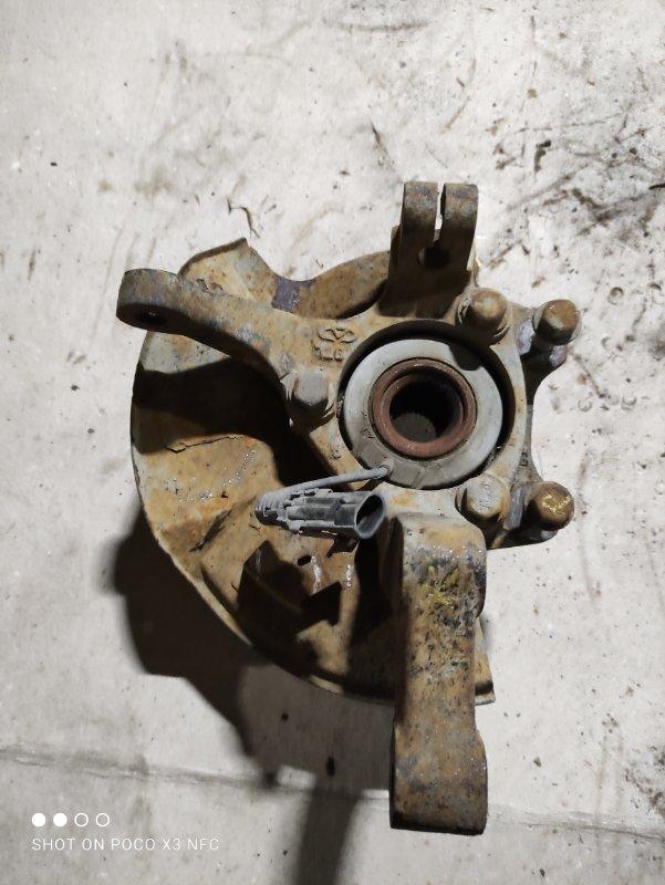 Кулак поворотный Chery Crosseastar B14 SQR484F 2010 передний правый (б/у)