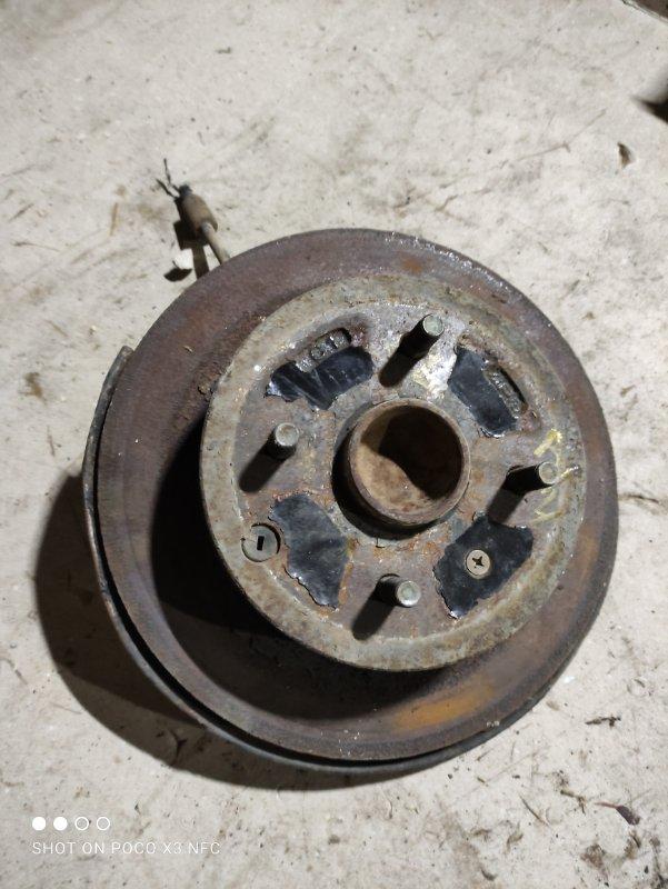 Кулак поворотный Chery Crosseastar B14 SQR484F 2010 задний левый (б/у)