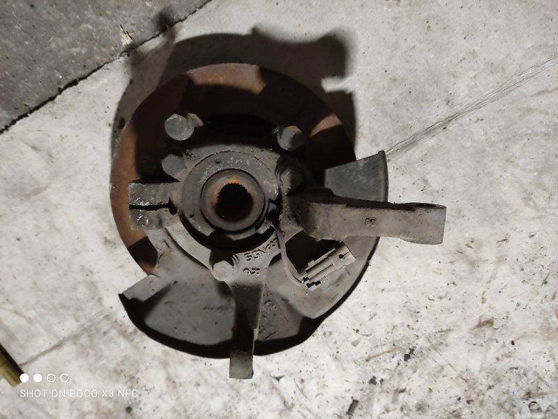 Кулак поворотный Chery Fora A21 SQR481F 2009 передний правый (б/у)