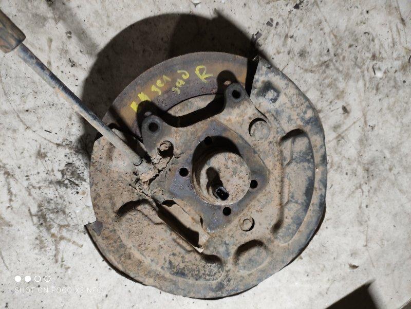 Кулак поворотный Chery Crosseastar B14 SQR484F 2010 задний правый (б/у)
