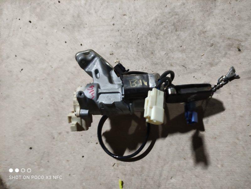 Замок зажигания Chery Crosseastar B14 SQR484F 2010 (б/у)