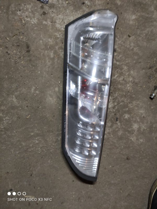 Фонарь Chery Crosseastar B14 SQR484F 2010 задний левый (б/у)