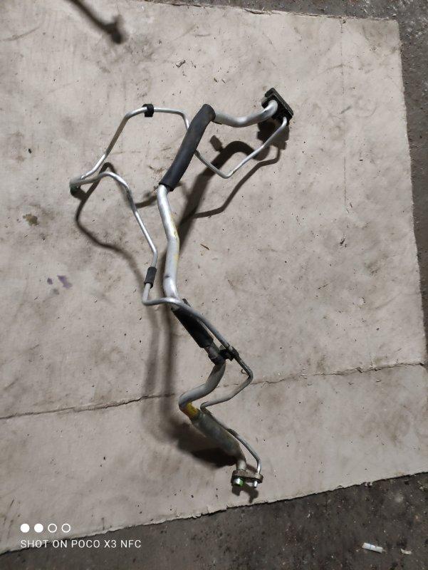 Трубка кондиционера Chevrolet Aveo T300 F16D4 2013 (б/у)