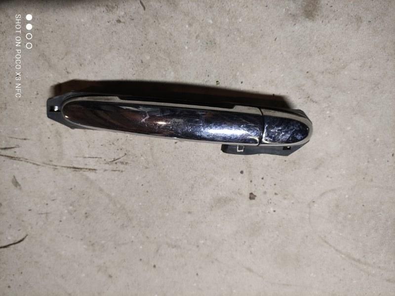 Ручка двери внешняя Lifan Smily 320 LF479Q3-B 2012 задняя правая (б/у)