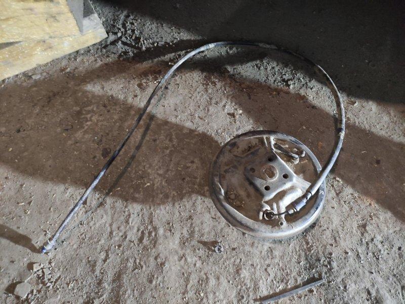 Тормозной барабан Renault Logan LS0G K7M 2011 задний правый (б/у)