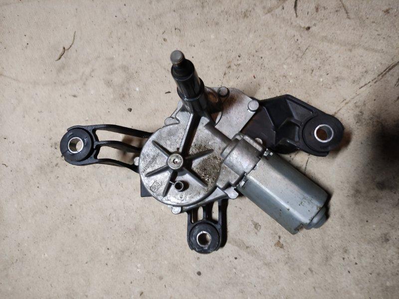 Мотор дворников Opel Astra H Gtc L08 Z16XER 2010 задний (б/у)