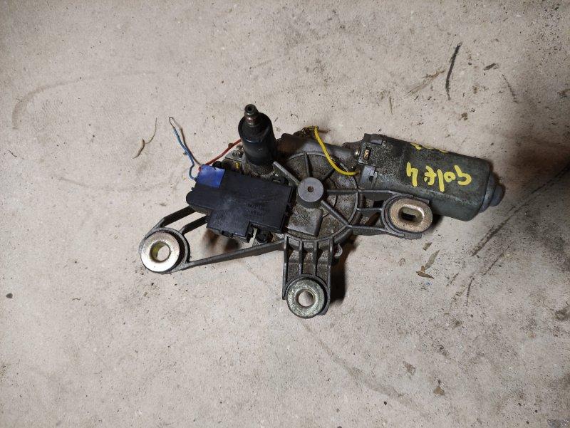 Мотор дворников Volkswagen Golf4/bora 1J1 APE 2002 задний (б/у)
