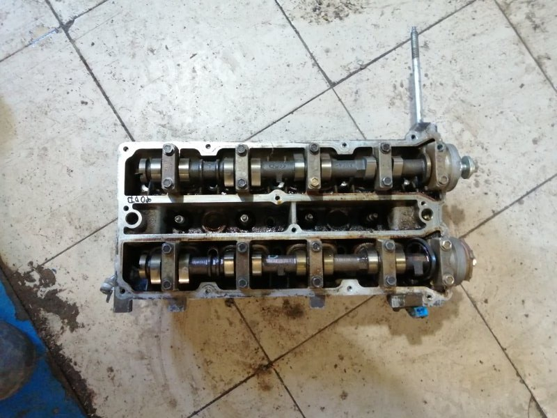 Головка блока цилиндров Ford Focus 2 CB4 ASDA 2009 (б/у)