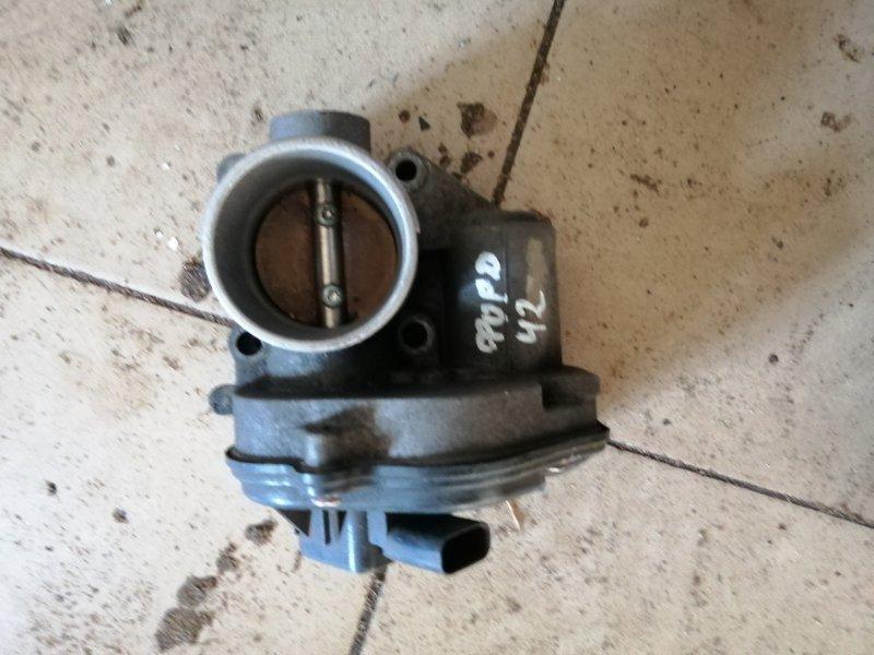 Блок дроссельной заслонки Ford Focus 2 CB4 ASDA 2009 (б/у)
