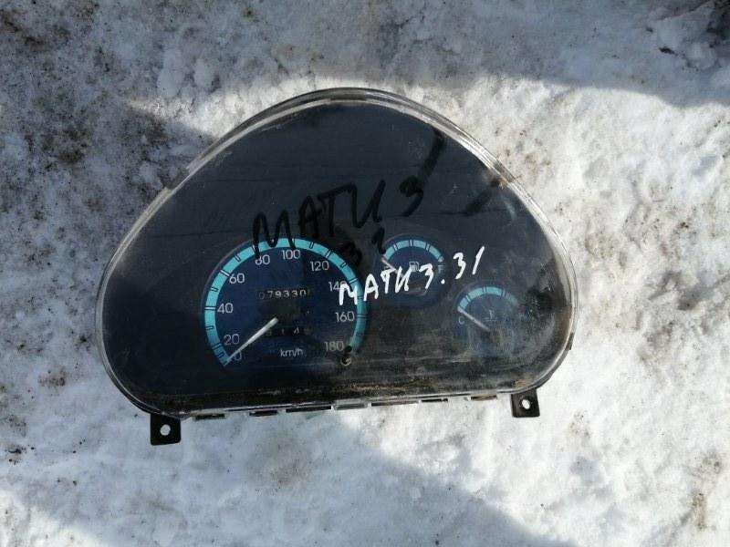 Щиток приборов Daewoo Matiz KLYA F8CV 2010 (б/у)