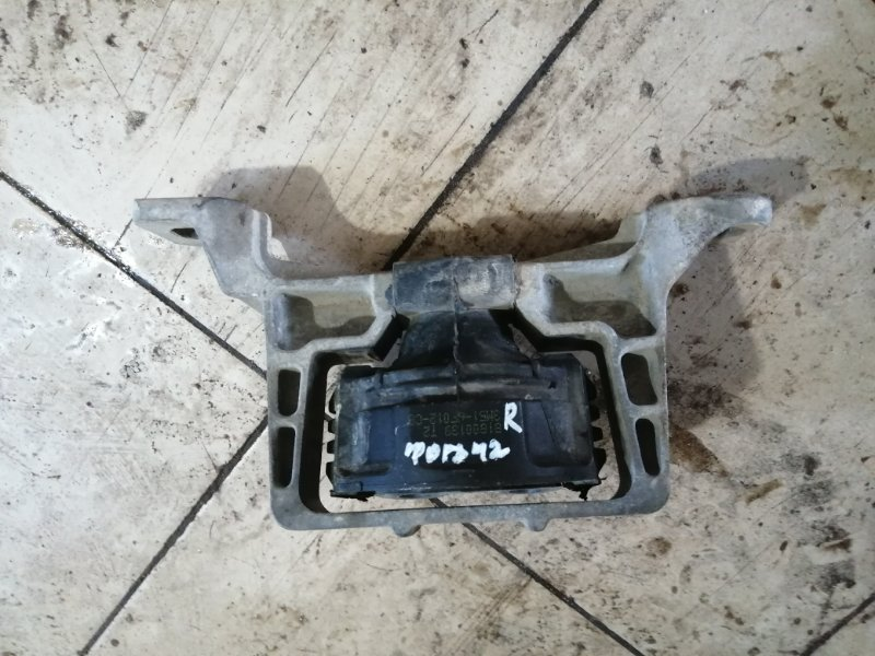 Опора двигателя Ford Focus 2 CB4 ASDA 2009 передняя правая (б/у)