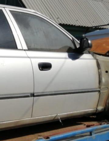 Дверь Hyundai Accent LC G4EC 2008 передняя правая (б/у)