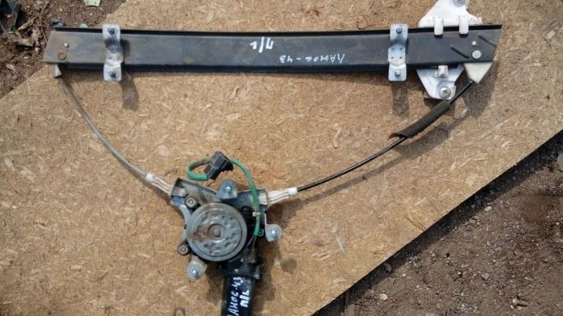 Стеклоподъемник Chevrolet Lanos T100 A15SMS 2010 передний левый (б/у)