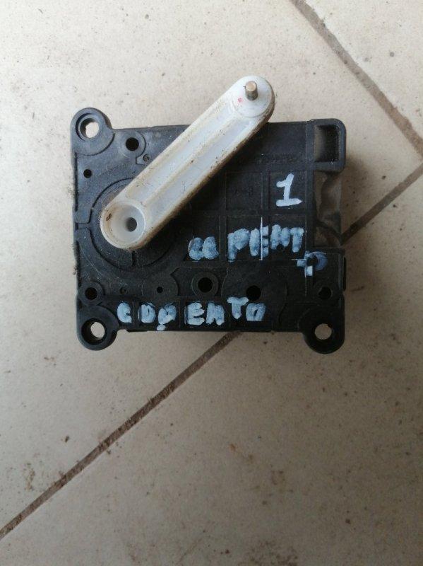 Моторчик заслонки печки Kia Sorento 1 BL D4CB 2009 (б/у)