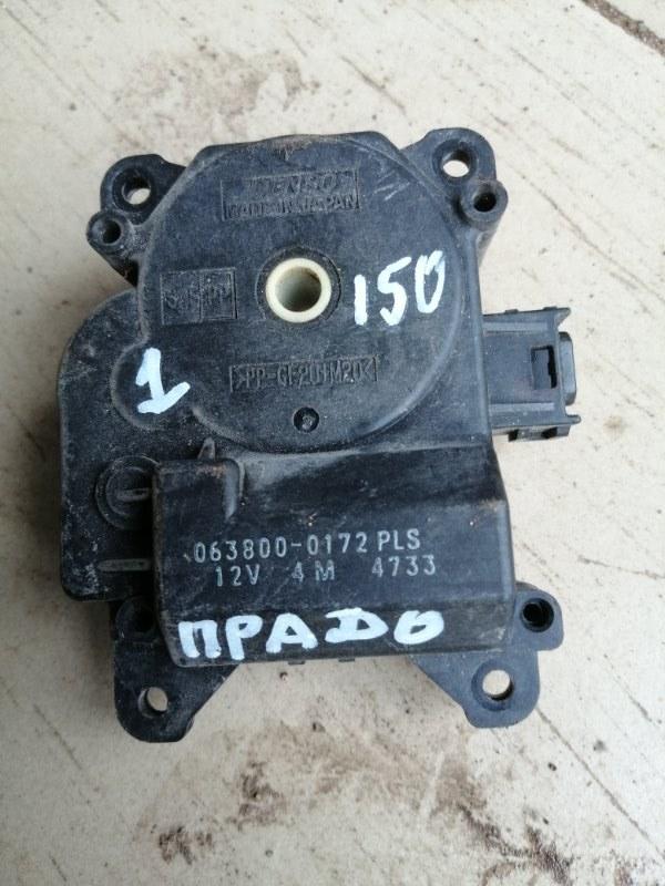 Моторчик заслонки печки Toyota Land Cruiser Prado 150 KDJ150L 1GR-FE 2011 (б/у)
