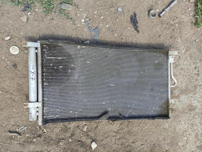 Радиатор кондиционера Geely Emgrand X7 X7 JLD-4G20 2013 (б/у)