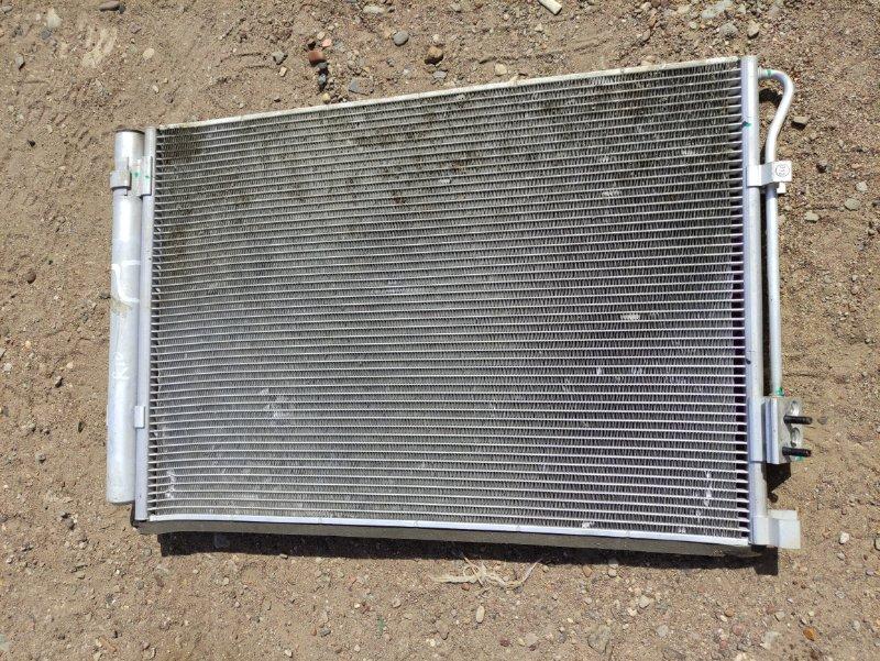 Радиатор кондиционера Kia Rio 3 QB G4FC 2016 (б/у)