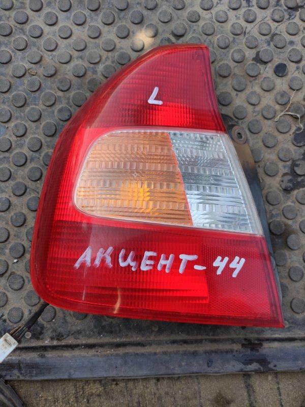 Фонарь Hyundai Accent LC G4EC 2008 задний левый (б/у)