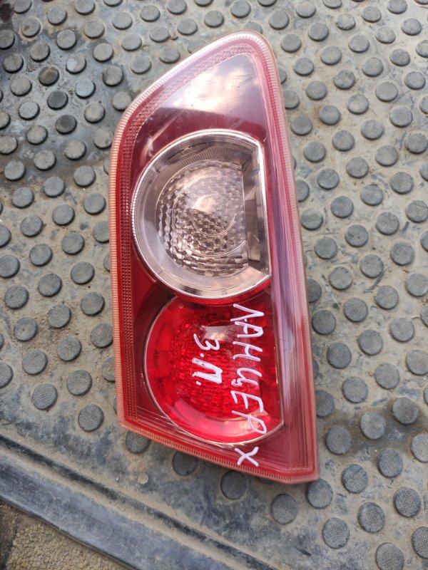 Фонарь Mitsubishi Lancer CY2A 4A91 2008 задний правый (б/у)