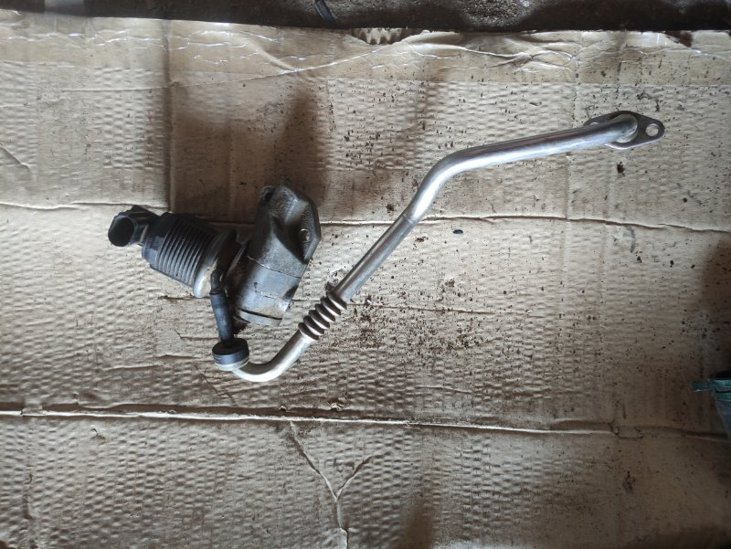 Клапан рециркуляции Volkswagen Golf4/bora 1J1 APE 2002 (б/у)