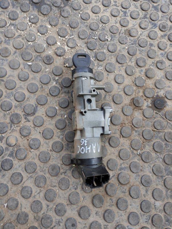 Замок зажигания Chevrolet Lanos T100 A15SMS 2010 (б/у)