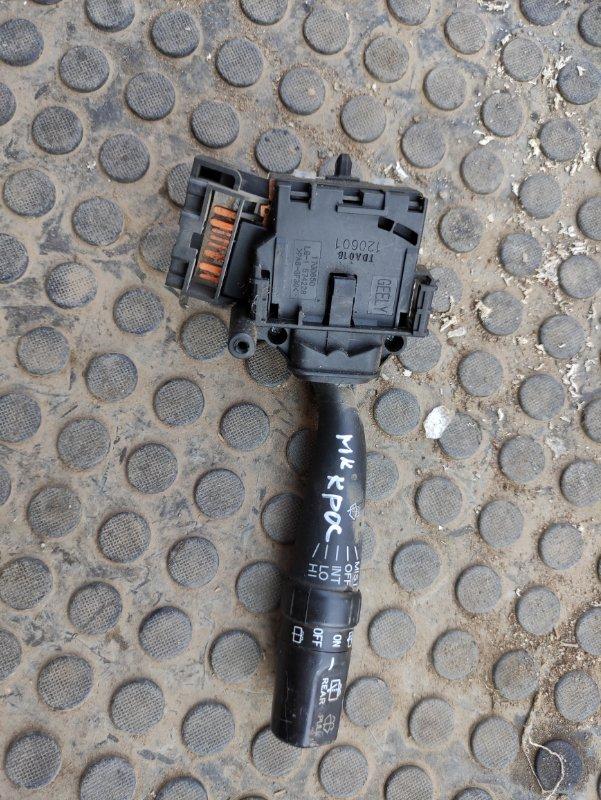 Переключатель дворников Geely Mk Cross MR479QA 2013 правый (б/у)