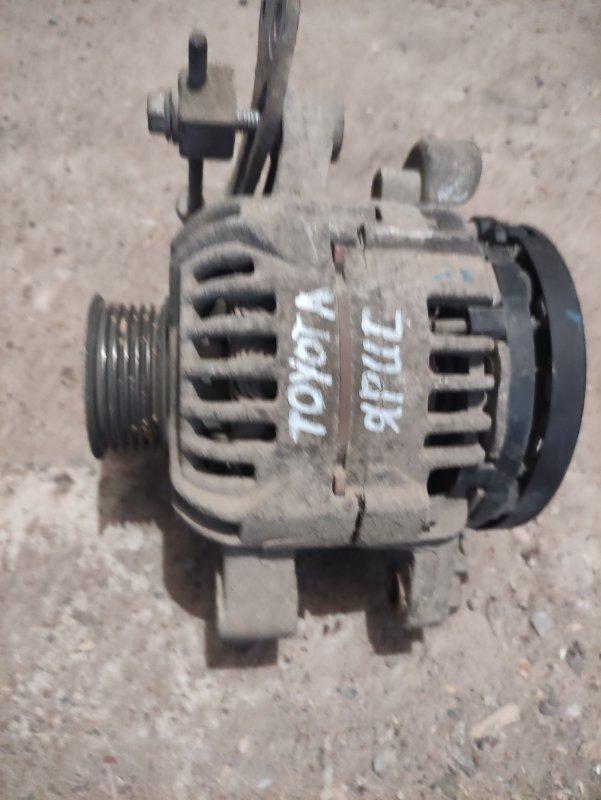 Генератор Toyota Yaris SCP90 2SZFE 2007 (б/у)