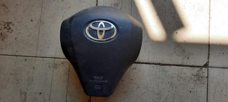 Аирбаг на руль Toyota Yaris SCP90 2SZFE 2007 (б/у)
