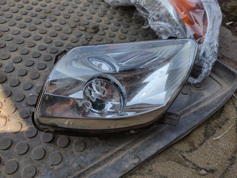 Фара противотуманная Peugeot 308 4A EP6 2010 (б/у)