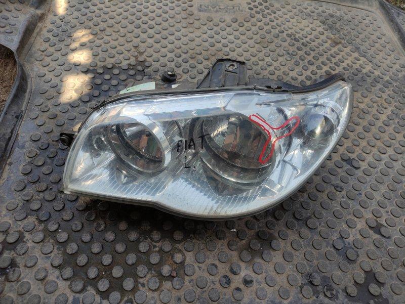 Фара Fiat Albea 1.4 2011 передняя левая (б/у)