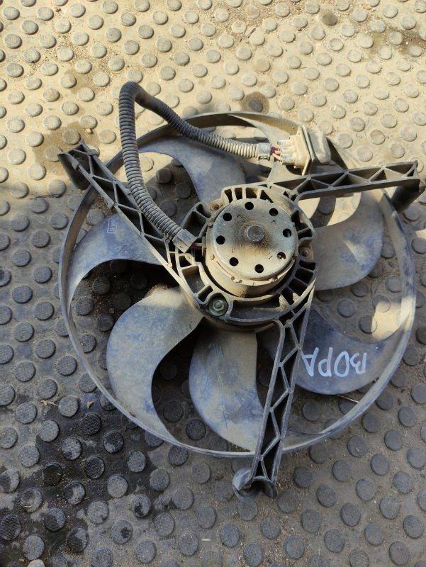 Вентилятор радиатора Volkswagen Golf4/bora 1J2 ATN 2000 (б/у)