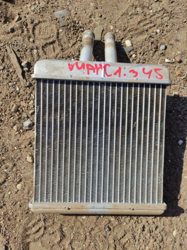 Радиатор печки Заз Шанс МЕМЗ-307 2008 (б/у)