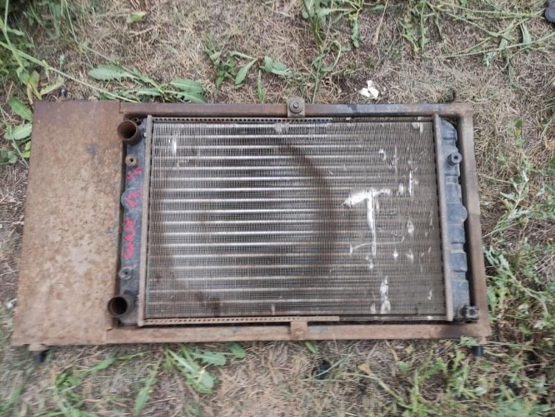 Радиатор двс Заз Шанс МЕМЗ-307 2008 (б/у)