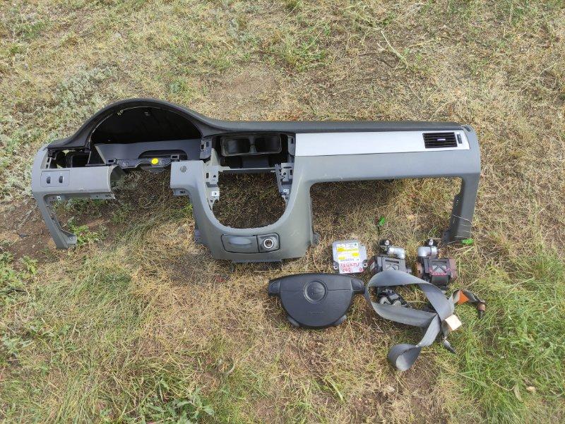 Комплект безопасности Chevrolet Lacetti J200 F14D3 2012 (б/у)