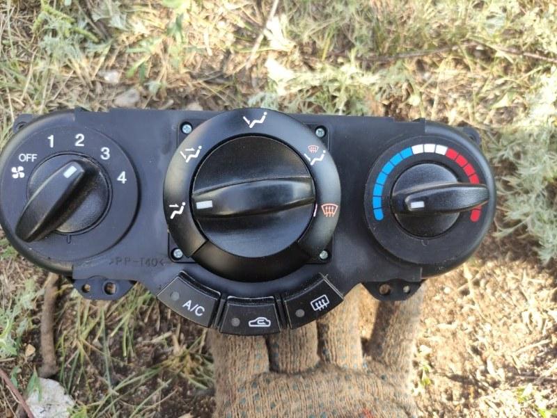 Блок управления отопителем Chevrolet Lacetti J200 F14D3 2012 (б/у)