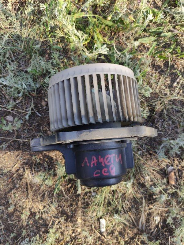 Мотор печки Chevrolet Lacetti J200 F14D3 2012 (б/у)