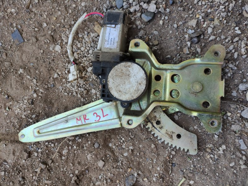 Стеклоподъемник Geely Mk MR479QA 2012 задний левый (б/у)