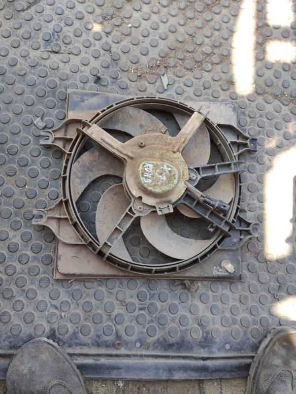 Вентилятор радиатора Haima 3 HM483Q-A 2011 (б/у)