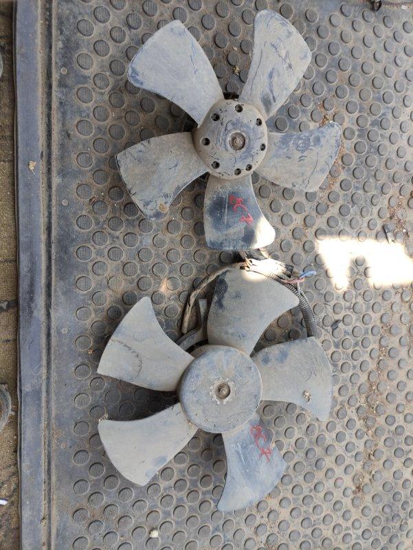 Вентилятор радиатора Geely Emgrand Ec7 FE1 JL4G18 2013 (б/у)